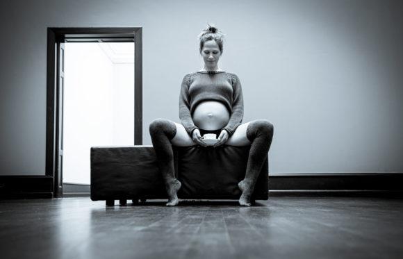 Schwangerschafts Fotoshooting © Jana Wiescholek 2020
