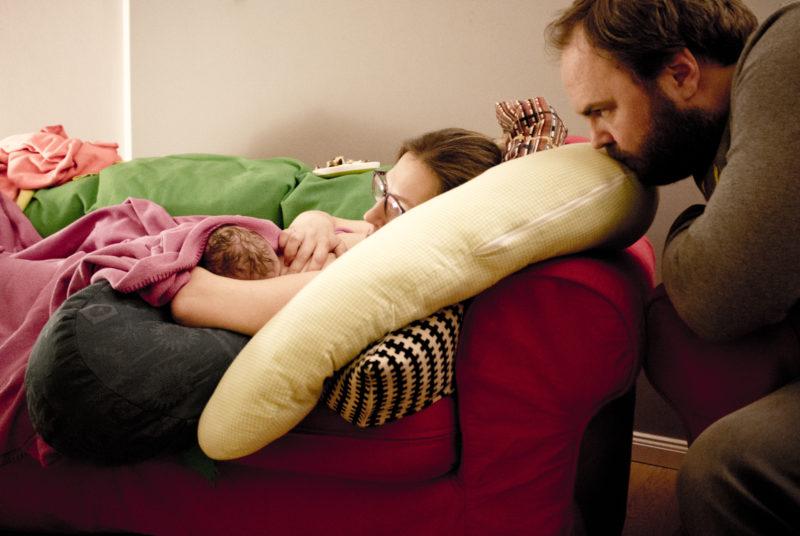 Väter und Geburtsfotografie